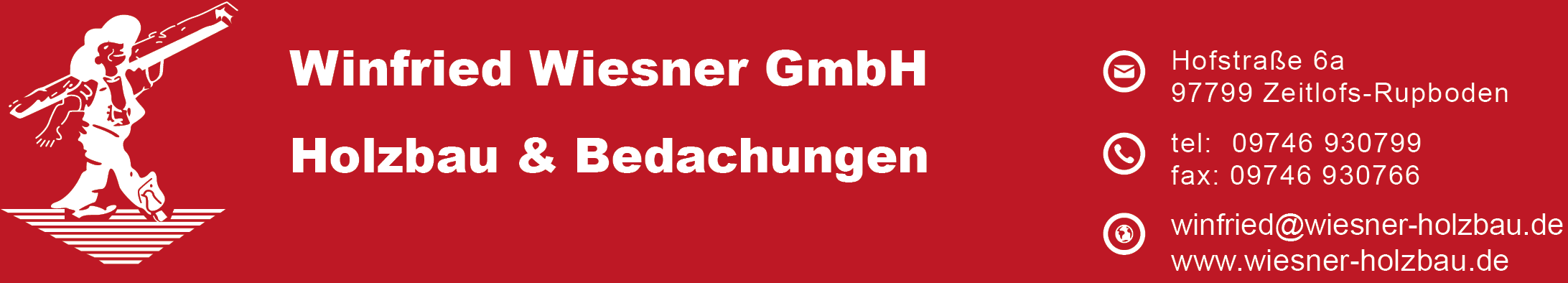 Winfried Wiesner Holzbau & Bedachungen GmbH